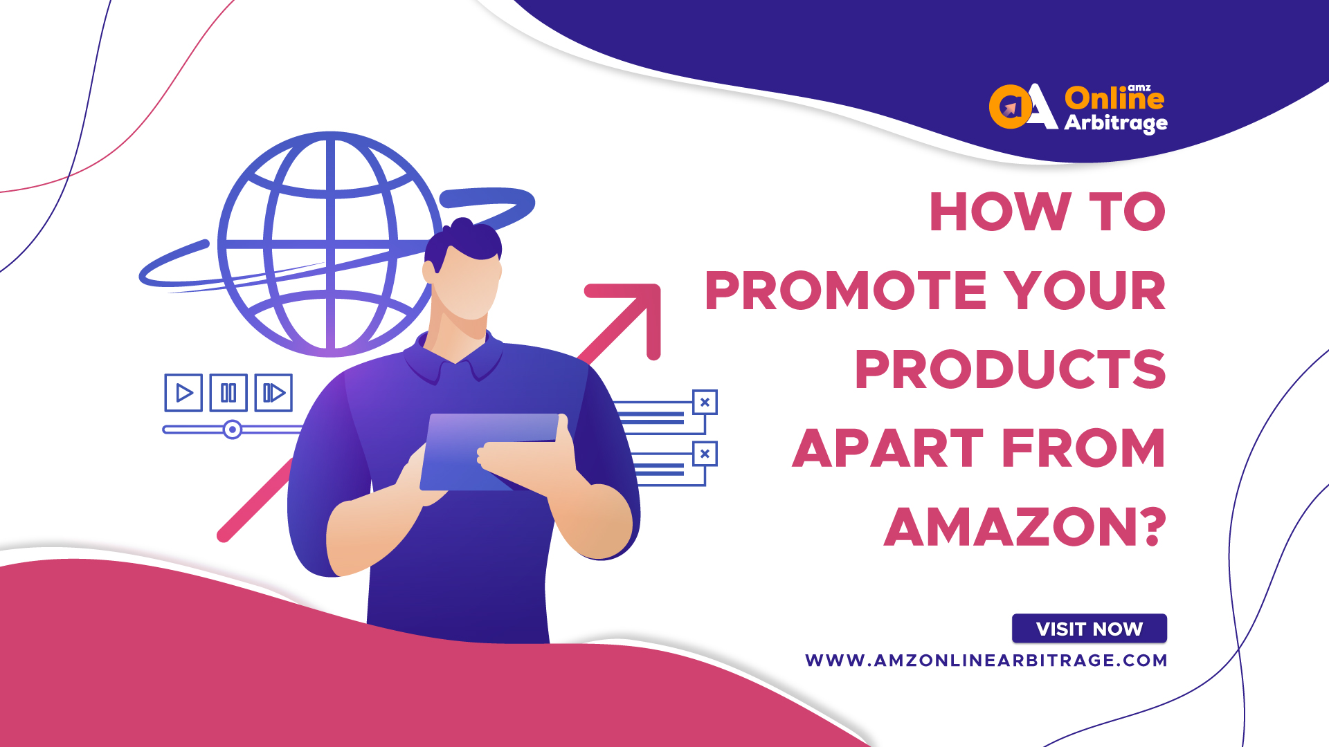 HOW TO PROMOTE YOUR PRODUCTS APART FROM AMAZON?