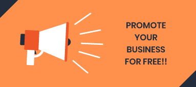 PROMOTE YOUR BUSINESS FOR FREE!!